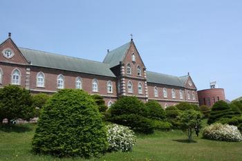 トラピスト修道院.JPG